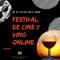 Cultura organiza online el Festival de Cine y Vino