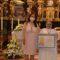 """Azucena Cisneros pregona a la Virgen: """"Mirad al cielo, vivid en el paraíso"""""""