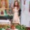 Los padres franciscanos bendicen el mosto en 'tiempos de pandemia'