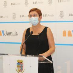 Juana Guardiola: » Los jumillanos somos capaces de salir de esta situación»