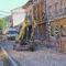 Continúan las obras de renovación y mejora de la calle Álvarez Quintero