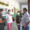 La alcaldesa ha visitado los centros escolares para conocer sus necesidades