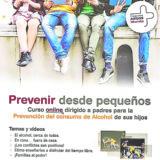 Sanidad y Salubridad coordinan un curso online para prevenir desde pequeños el consumo de alcohol de los hijos