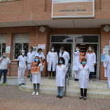 """""""Los médicos de Jumilla no han podido hacer huelga por estar todos en servicios mínimos"""""""