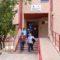 Una semana después continúa vacío de alumnos el edificio Príncipe Felipe