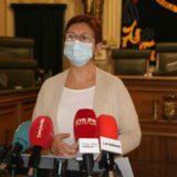 """Juana Guardiola: """"Estamos en un momento muy crítico, duro y extraordinario de la pandemia"""""""