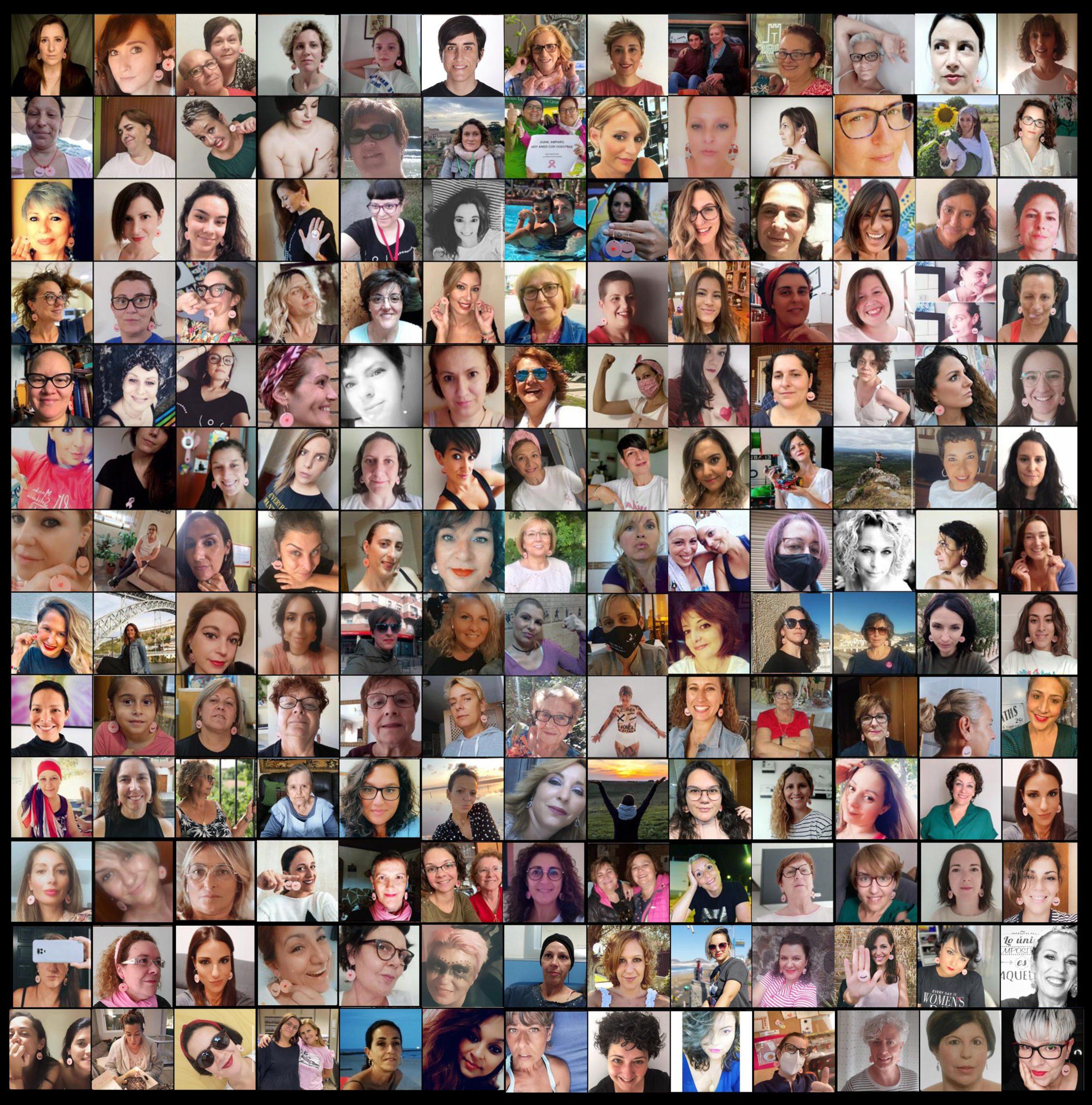 Cerca de 200 personas 'mágicas', unidas y luchando contra el cáncer de mama