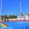 Deportes incorpora a la pista de atletismo un saltómetro