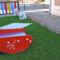 Ciudadanos denuncia la falta de planificación en la instalación de los nuevos juegos infantiles