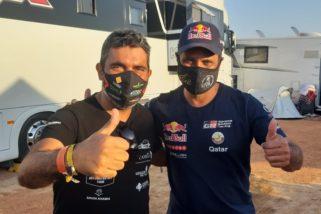 El Automotor 4×4 de Tárraga supera sus expectativas en el Dakar