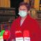 Juana Guardiola: «En Jumilla han fallecido 16 personas por Covid, 7 de ellos desde diciembre»