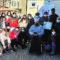 Alumnos de 4º A del Infanta Elena donan el premio logrado en un concurso a Cuatro Patas y a Amfiju