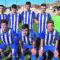 El Jumilla Juvenil tira al traste dos goles de ventaja y empata con el Real Murcia
