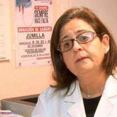 """Antonia Gómez Simón: """"En Jumilla hemos perdido un 20% de donaciones por el miedo al virus"""""""