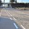 Se mejora la señalización vial y luminosa de la carretera de Santa Ana