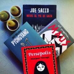 Novelas Gráficas