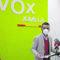 """Vox solicita que se autorice """"de forma inmediata"""" el montaje del 100% de los puestos del mercado"""