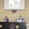 BSI acogió el acto de la bendición del vino de las fiestas de Caravaca