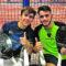 Diego Simón y José Pedro Montalbán juegan en Paraguay en 2 torneos de pádel