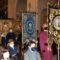 El rezo del Viacrucis de Viernes de Dolores se celebró en el interior de Santiago