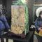 El cipo de los Jinetes Ibéricos y la placa de plomo ya están en Barcelona