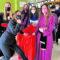 El Arzobispo Lozano celebra la Semana Santa con una exposición de fotos y con música