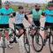 Cuatro corredores de la Peña Ciclista Jumilla participan en el Trofeo Campo Cartagena