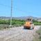 En el término municipal se ejecuta el arreglo de seis caminos rurales