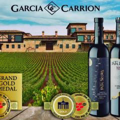 García Carrión logra 23 medallas en el concurso internacional 'Berliner Wine Trophy'