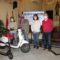 Paquita Carrión se lleva la moto de la campaña de Comercio «Este año te va encantar»