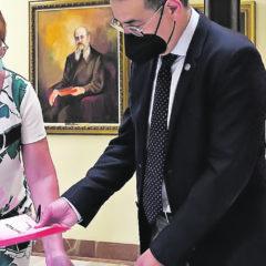 Jumilla será sede permanente de extensión universitaria para llevar a cabo actividades conjuntas