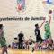 La Escuela de Baloncesto 'dio la cara' contra el Cartagena CB