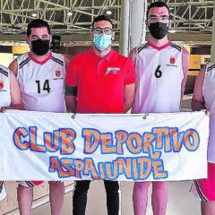 Seis deportistas de Aspajunide representan a FEDEMIPS en el Campeonato de España
