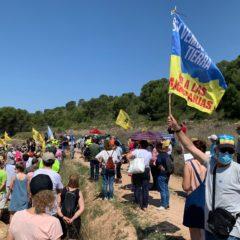Centenares de vecinos de Jumilla, Yecla, Lorca y Caravaca claman en el municipio: ¡Fuera los marranos del Altiplano!