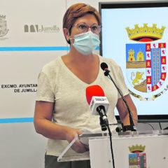 La presión hospitalaria aumenta y Jumilla tenía ayer 57 casos positivos según los datos de la alcaldesa