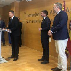 José Gómez Ortega podría salir de la Dirección General de Agricultura en las próximas horas