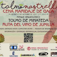 La Ruta del Vino junto a Venta Pascual organizan la cena de gala Tolmonastrell