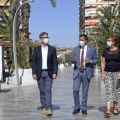 El Equilibrio Perfecto de la DOP Jumilla ya  luce en fotografías en Murcia capital