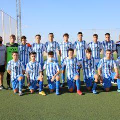 La Escuela Formativa de Fútbol Base echa a rodar con el Cadete y Juvenil