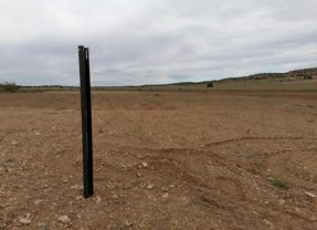Stipa alerta del comienzo de las obras de la macroplanta fotovoltaica en La Campana