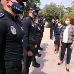 La Policía Local recupera el acto de su patrón Los Ángeles Custodios