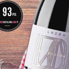 Suckling valora con 93 puntos al vino Luzón Colección Monastrell