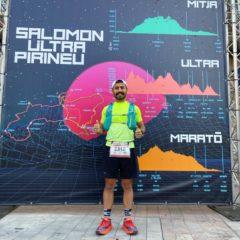 Cuatro corredores del grupo Hinneni Trail Running se van hasta el Pirineo Catalán a la maratón de La Ultra Pirineu