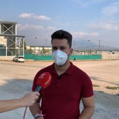 """Aitor Jiménez: """"La Escuela de Tenis, un nuevo caso de dejadez del concejal de Deportes"""""""