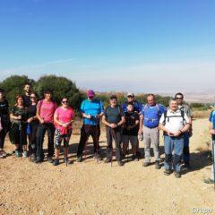 Hinneni guía dos rutas de senderismo por el Parque Regional del Carche