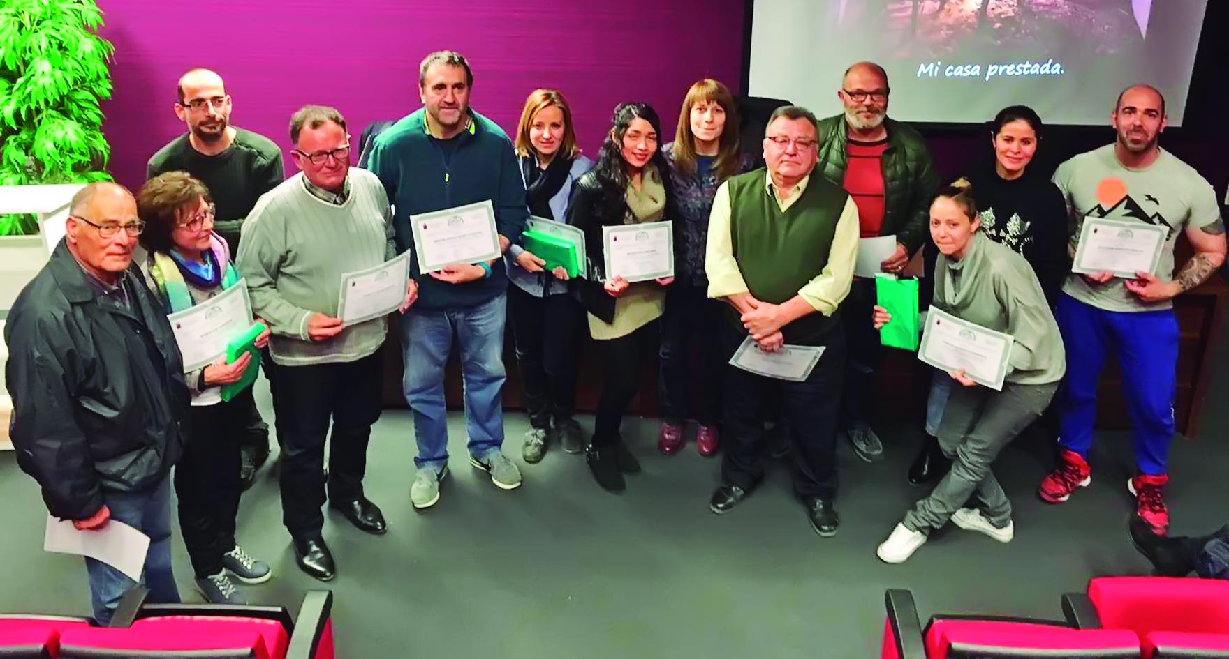 La Escuela de Adultos celebró su segundo certamen literario