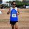 David González 'se sale' en la Media Maratón de Santa Pola