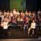 Los jóvenes coros de la Región mostraron sus dotes en el Vico
