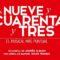 Hoy viernes llega al Teatro Vico el Musical 'Las nueves y cuarenta y tres'