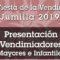 La Federación de Peñas presenta este domingo a los nuevos Vendimiadores Mayores e Infantiles 2019